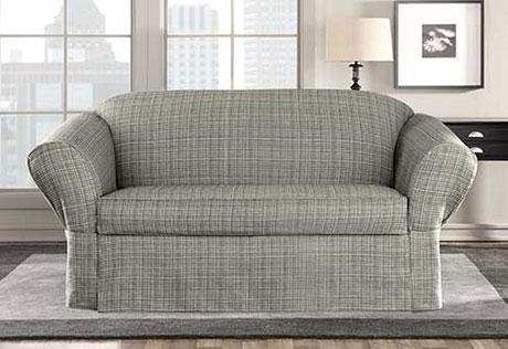 Sure Fit – Category For Sofa And Loveseat Covers (Photo 7 of 20)