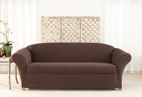 Sure Fit – Category Throughout Stretch Slipcover Sofas (Photo 12 of 20)