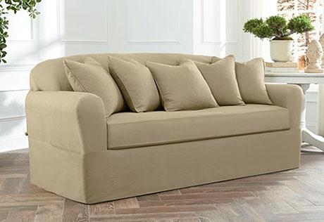 Sure Fit – Category With Regard To Slip Covers For Love Seats (Image 17 of 20)