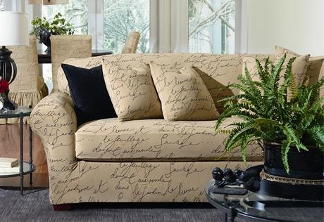 Sure Fit – Category With Regard To Stretch Slipcover Sofas (Image 13 of 20)