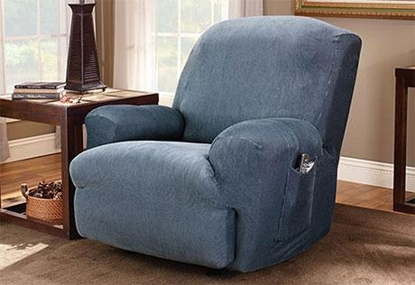 Sure Fit – Category Within Stretch Covers For Recliners (Image 18 of 20)