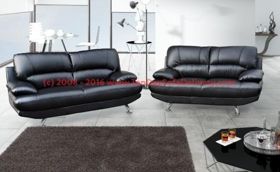 Susan. 3 + 2 Seater Leather Sofas (Image 17 of 20)