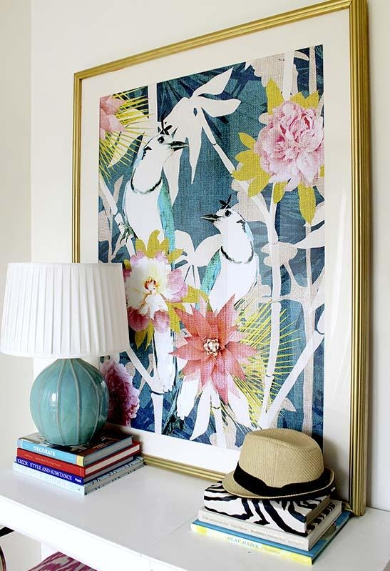 Sweet Chinoiserie – Cozamia ~ Fine Art, Framed Art, Canvas Art Intended For Chinoiserie Wall Art (Image 17 of 20)