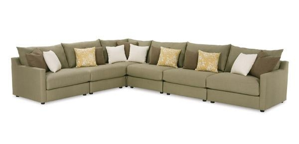 Tempo Sectional Sofarowe – Sectional Sofas Throughout Rowe Sectional Sofas (View 10 of 20)