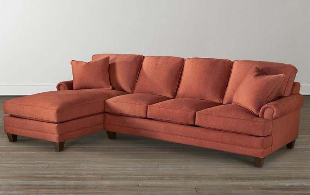 The Best Of Small Scale Sectional Sofa With Regard To Burgundy Sectional Sofas (View 15 of 20)