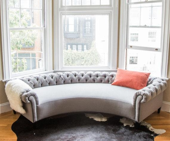 The Chestnut Daybedbay Window Sofas With Regard To Window Sofas (View 18 of 20)