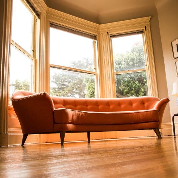 The Fillmore Bay Window Sofas Within Window Sofas (Image 20 of 20)