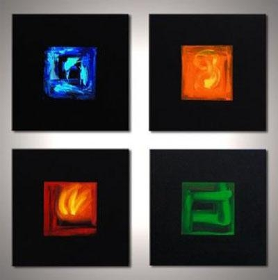 Featured Image of Elements Wall Art
