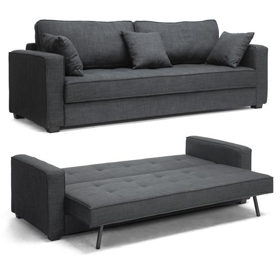 The Futon Shop Cuba Futon Sofa Bed – S3Net – Sectional Sofas Sale Within Small Black Futon Sofa Beds (Image 19 of 20)
