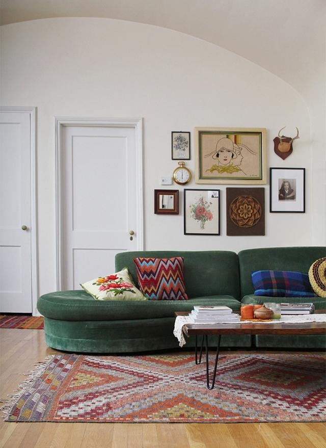 The Great Green Sofa With Regard To Seafoam Green Sofas (Image 17 of 20)