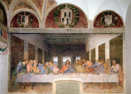 The Last Supper Mural – Leonardo Da Vinci| Murals Your Way Pertaining To The Last Supper Wall Art (Image 10 of 20)