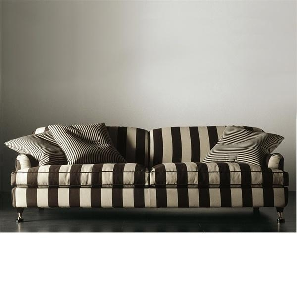 The Sofa On Wheels Harrison With A Frame Made Of Wood, Meridiani Regarding Harrison Sofas (Image 20 of 20)