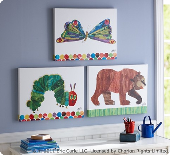 Featured Image of The Very Hungry Caterpillar Wall Art