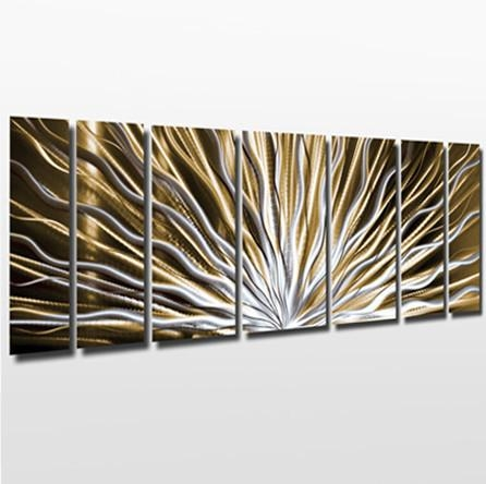 Tips To Choose Perfect Large Wall Art – Internationalinteriordesigns Regarding Big Metal Wall Art (Image 17 of 20)