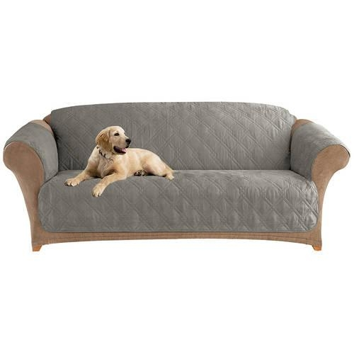 Top 10 Best Pet Couch Covers That Stay In Place – Couch Covers For With Pet Proof Sofa Covers (Image 20 of 20)