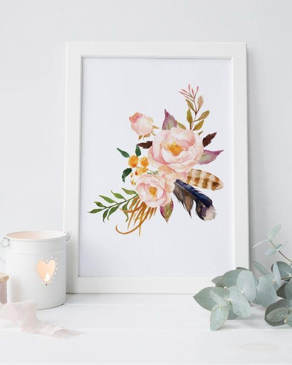 Featured Image of Floral & Plant Wall Art