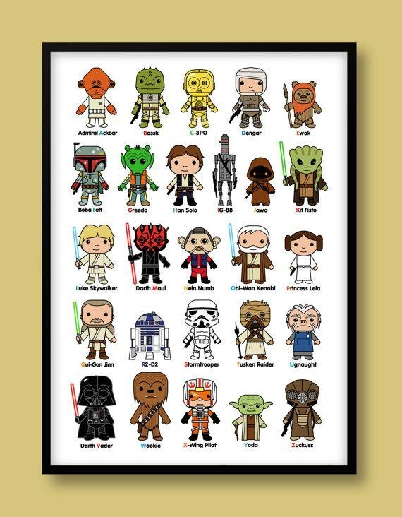 Top 25+ Best Star Wars Wall Art Ideas On Pinterest | Geek Art Pertaining To Lego Star Wars Wall Art (View 20 of 20)