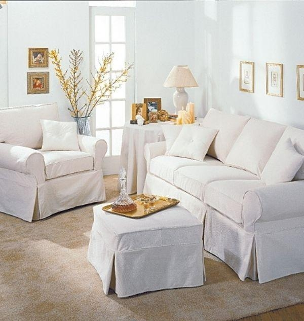 Top 5 Sofa Slipcover Patterns | Ebay In Patterned Sofa Slipcovers (Image 19 of 20)