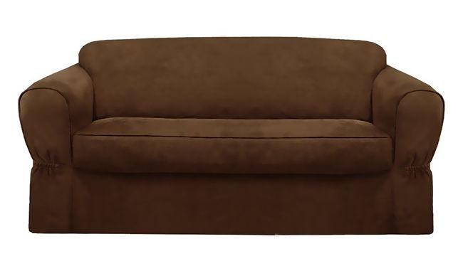 Top 5 Sofa Slipcovers | Ebay Intended For Suede Slipcovers For Sofas (Image 18 of 20)