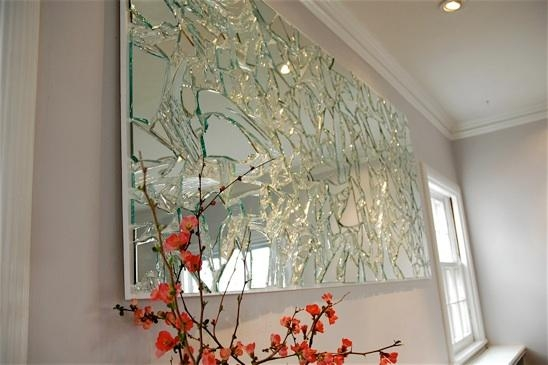 Top Ten Diy Mirrors In Diy Mirror Wall Art (Image 18 of 20)