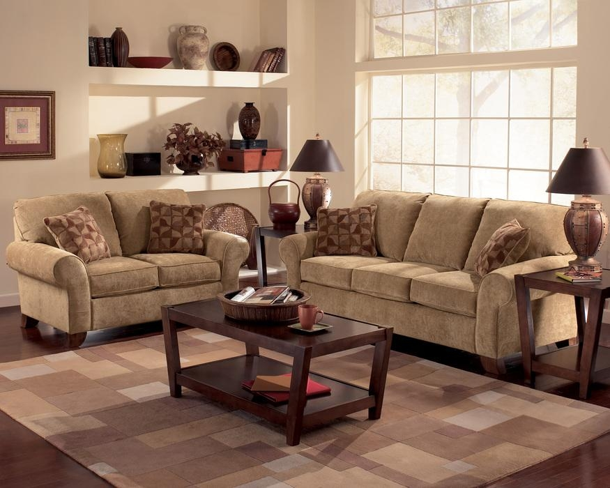 Townhouse Tawny Queen Sleeper Sofa | Convertible Sleeper Sofas In Queen Convertible Sofas (Image 18 of 20)