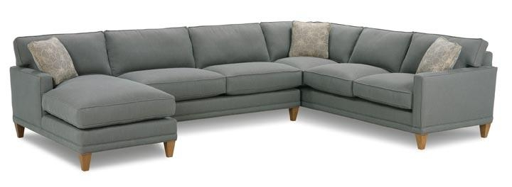 Townsend Sectionalrowe Furniture Throughout Rowe Sectional Sofas (View 9 of 20)