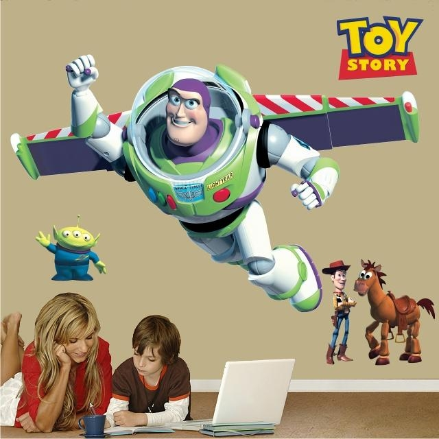 Featured Image of Toy Story Wall Stickers