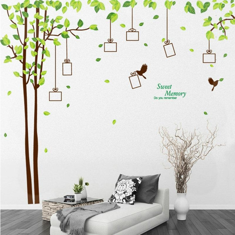Tree Branch Wall Decor Picture – More Detailed Picture About Mop For 3D Tree Wall Art (View 9 of 20)