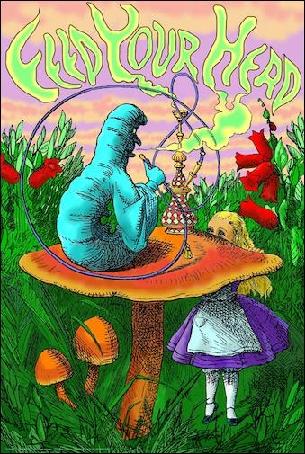 Trippystore – Mushroom Posters And Shroom Art Prints (View 15 of 20)