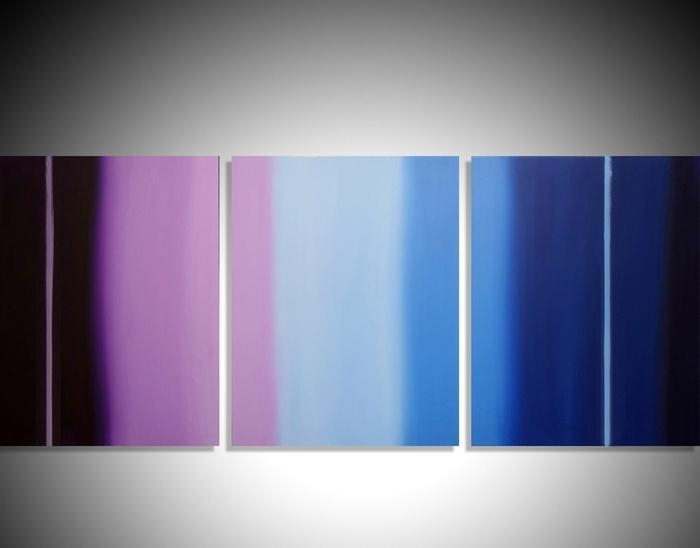 Triptych Painting Wall Art With Regard To Triptych Art For Sale (View 14 of 20)