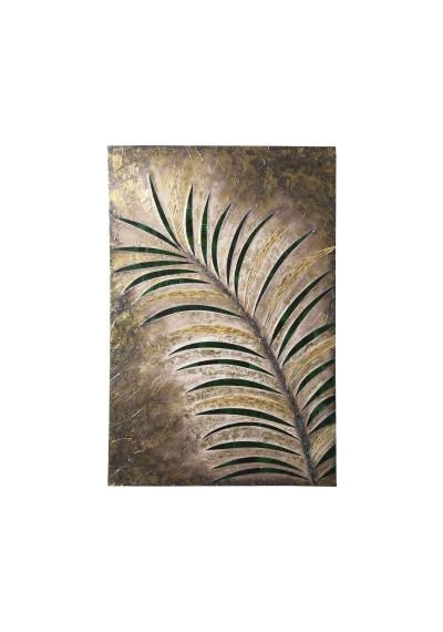 Tropical Palm Leaf Wall Art Black & White – Set Of 2 Within Palm Leaf Wall Decor (Image 18 of 20)