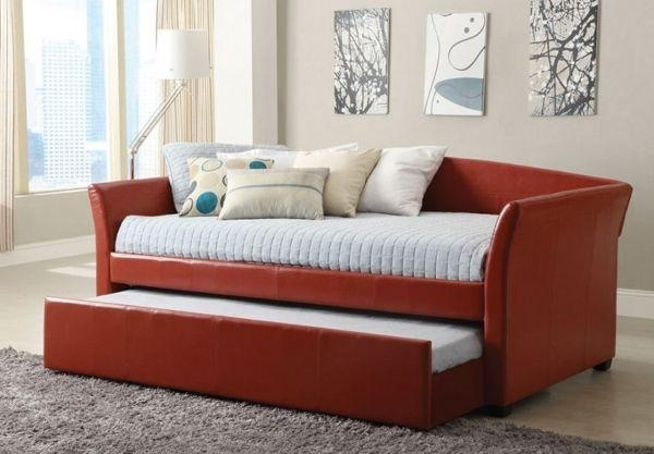 Trundle Sofa Bed: Beautiful Pictures, Photos Of Remodeling With Regard To Sofas With Trundle (Image 19 of 20)