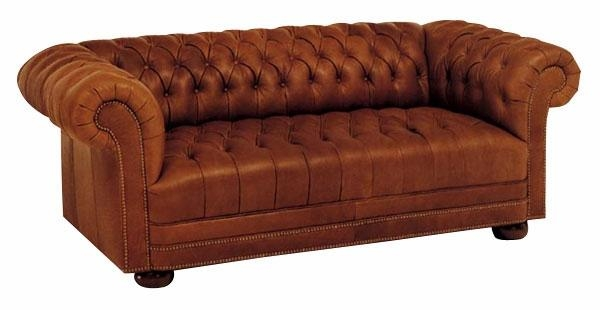 Tufted Leather Chesterfield Sleeper Sofa | Club Furniture In Tufted Sleeper Sofas (Image 16 of 20)