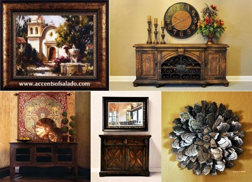 Tuscan Decor | Tuscan Decor Furniture Store | Tuscan Decor With Italian Wall Art Decor (Image 14 of 20)