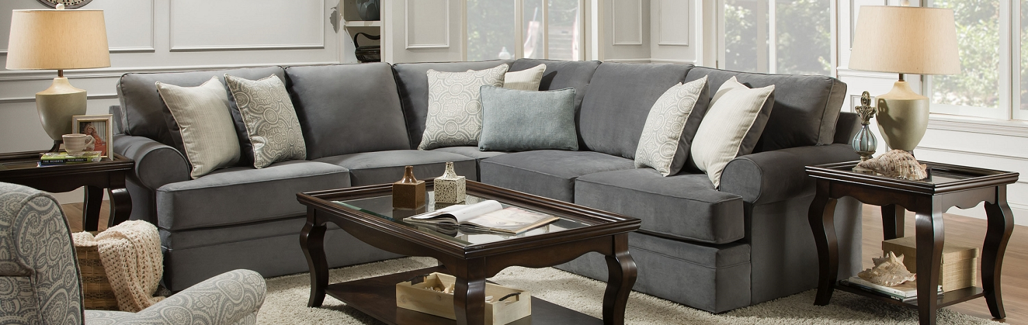 United Furniture Industries – Exclusive Simmons Furniture Manufacturer Throughout Simmons Sofas (Image 20 of 20)