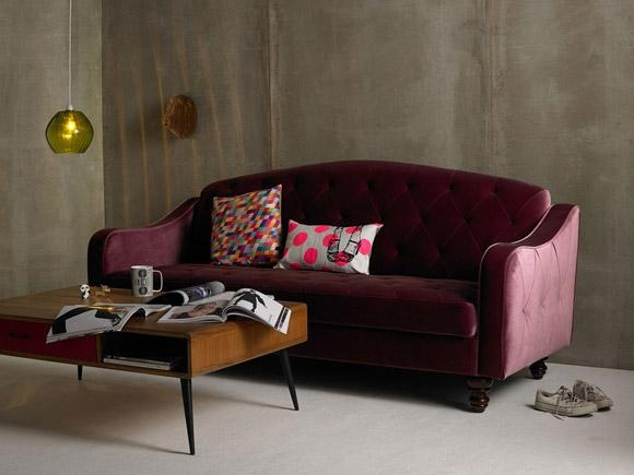 Urban Outfitters Europe Blog:home Fashion With Ruby Rhino | Urban Throughout Ava Velvet Tufted Sleeper Sofas (Photo 18 of 20)