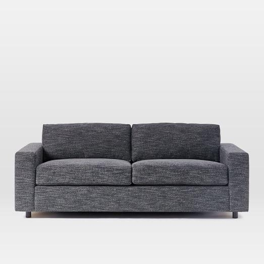 Urban Queen Sleeper Sofa | West Elm In Queen Convertible Sofas (Photo 20 of 20)