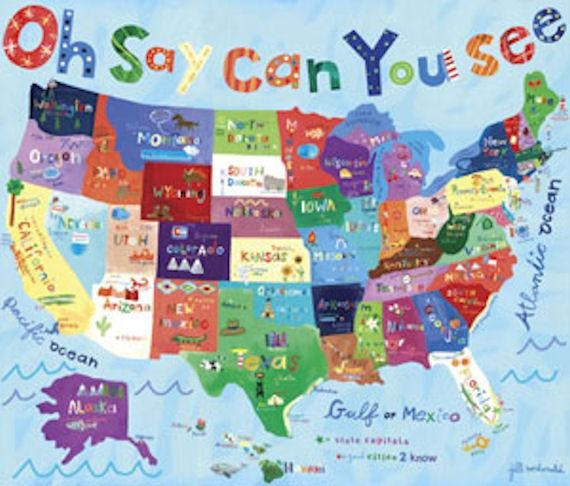 Superb Examples Of Infographic Maps United States Map - Map to us