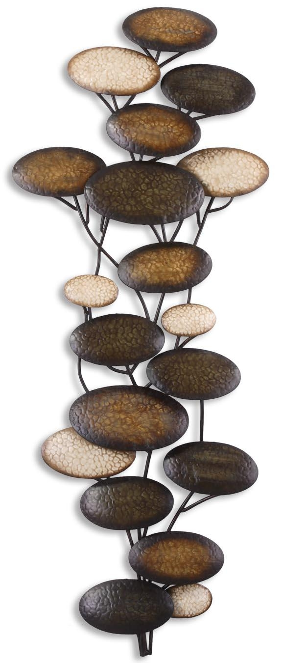Uttermost Amanita Metal Wall Art 13461 Intended For Uttermost Metal Wall Art (Photo 14 of 20)