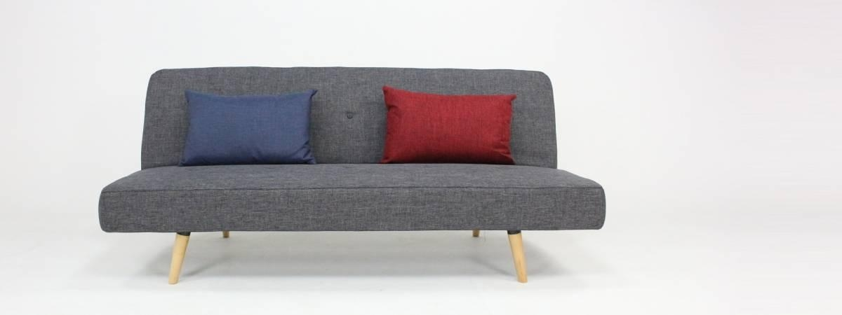 Vinci Clic Clac Sofabed – Fw Homestores Throughout Clic Clac Sofa Beds (Image 20 of 20)