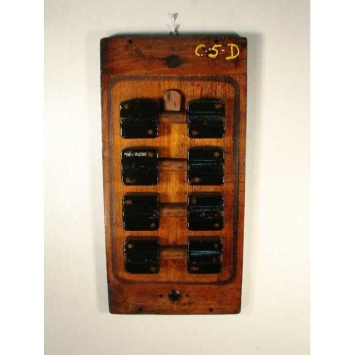Vintage Wall Art Industrial Wood Mold Pattern For Vintage Industrial Wall Art (Image 16 of 20)