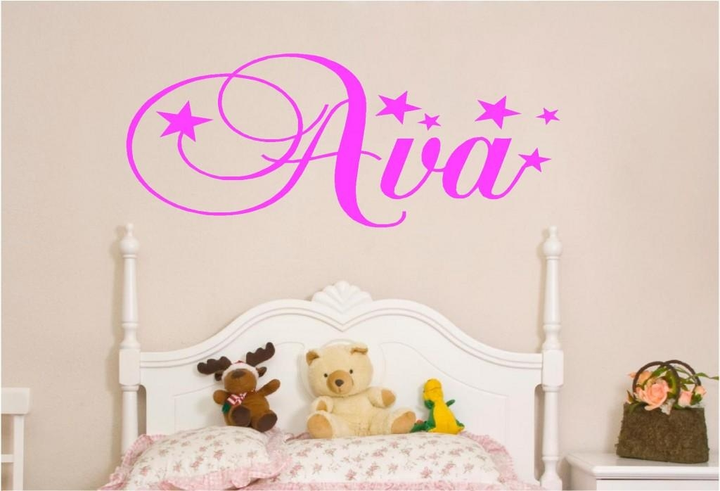 Vinyl Wall Art For Kids Throughout Wall Art Stickers For Childrens Rooms (Photo 17 of 20)