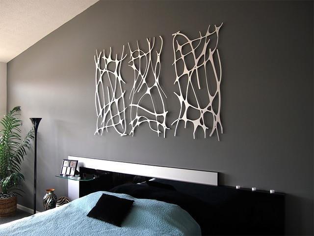 Wall Art 2 – Modern – Bedroom – Indianapolis Moda Industria For Wall Art For Bedrooms (View 13 of 20)