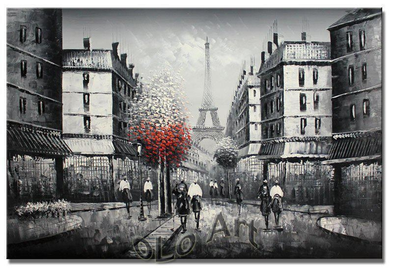 Wall Art: Amusing Paris Canvas Wall Art Paris Canvas Prints, Paris In Black And White Paris Wall Art (View 14 of 20)