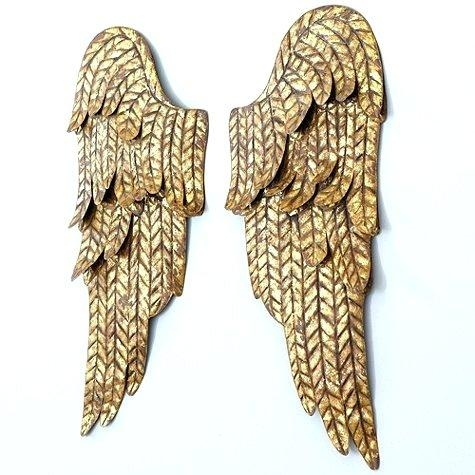 Wall Art ~ Angel Wings Wall Decor For Sale Angel Wings Wall Art Throughout Angel Wings Sculpture Plaque Wall Art (View 10 of 20)
