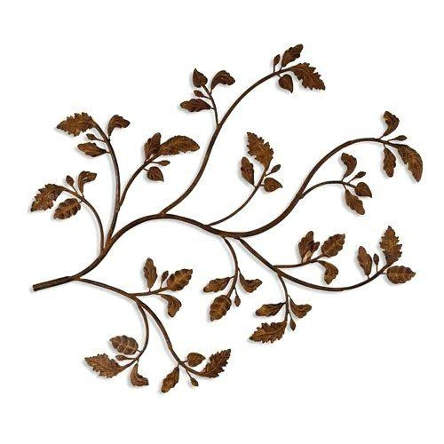 Wall Art ~ Brown And Cream Metal Wall Art Beauty In Bloom Wall Art Throughout Cream Metal Wall Art (Image 16 of 20)