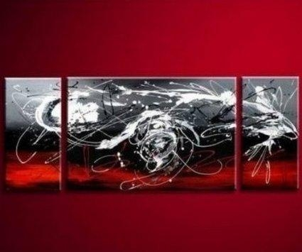 Wall Art Decor: 10 Top Additional To Any 3 Piece Abstract Wall Art Regarding 3 Piece Abstract Wall Art (View 7 of 20)