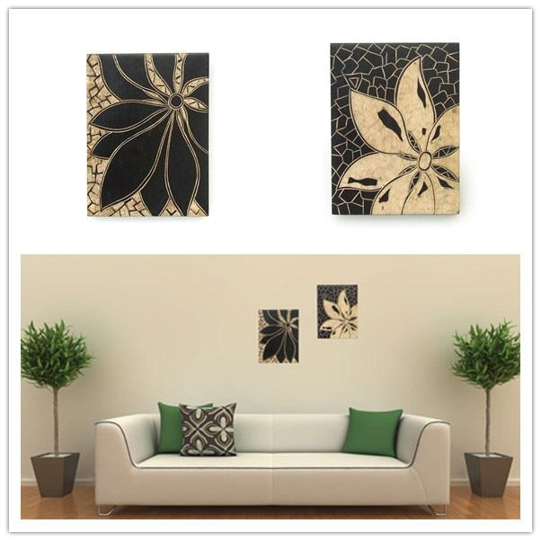 Wall Art Decor: Best Sets Framed Matching Wall Art Five Square Pertaining To Matching Wall Art (Image 18 of 20)