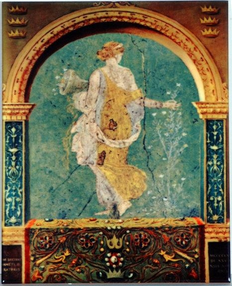 Wall Art Decor: Tile Models Greek Wall Art Extraordinary Hanging Pertaining To Greek Wall Art (Image 18 of 20)