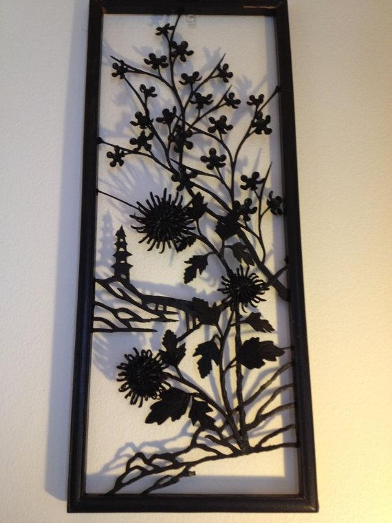 Wall Art Design Ideas : Asian Metal Wall Art – Unique Asian Metal In Asian Metal Wall Art (Image 19 of 20)